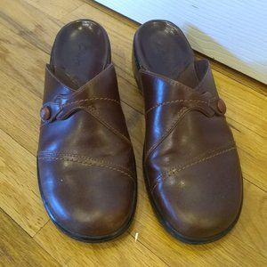 Women's Brown Clarks Shoes